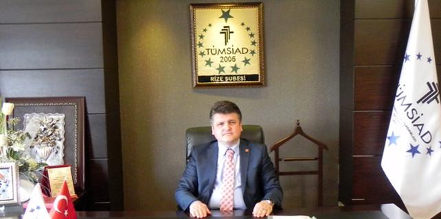 Tümsiad Başkanı Fil'den Şehitler Haftası mesajı