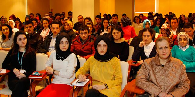 Rize'de aday memurlara eğitim verildi