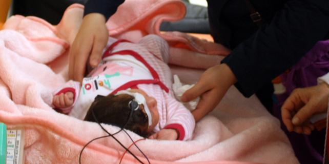 Yeni doğan bebeklerde işitme taraması yapılmalı