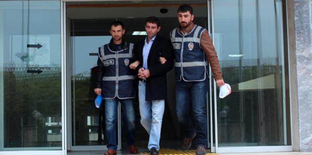 Rize'de yine Gürcü, yine hırsızlık