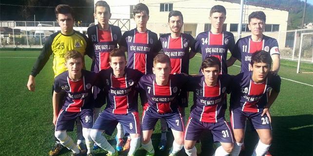 Rize Belediyespor U19, Play-Off'a 3 puanla başladı