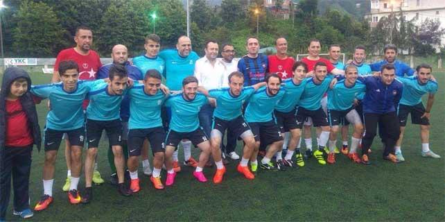 Çayeli Arsovos yeni sezon açılışını yaptı