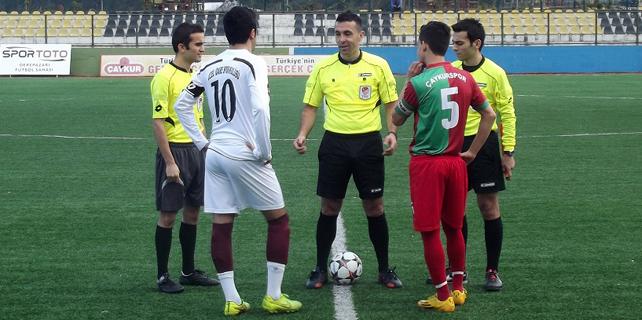 Çaykurspor U19: 3 - İl Özel İdarespor U19: 1