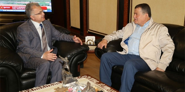 Yargıtay Başkanı Cirit Rize'de