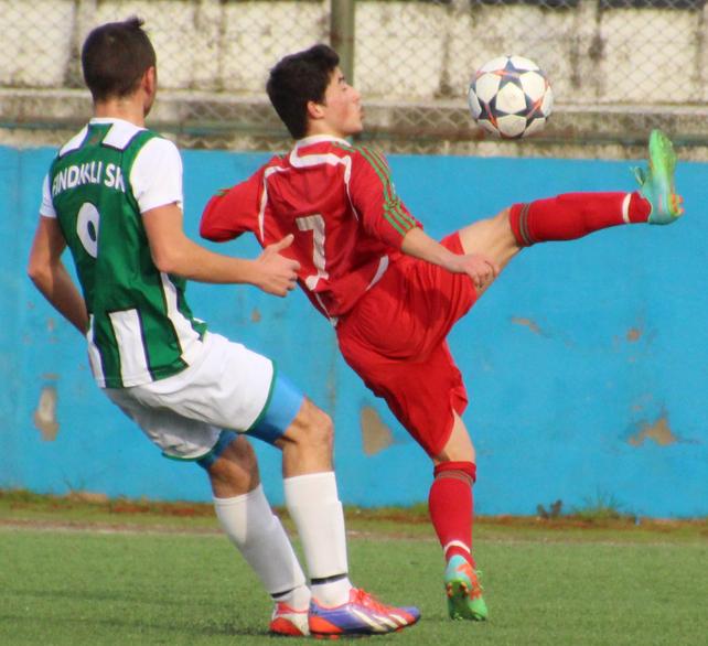 Çaykurspor - Fındıklıspor maçı / Foto Galeri