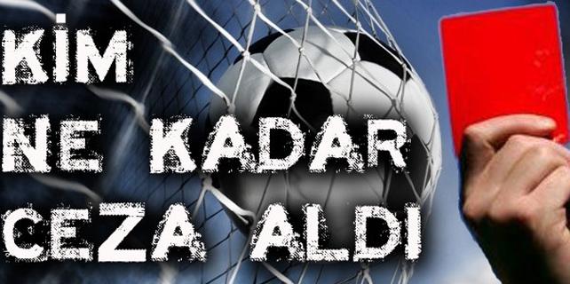 Rize Amatör Liginde 3 futbolcuya ceza