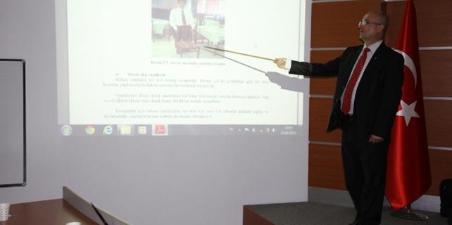 Rize Belediyesi'nden Sosyal Tesis çalışanlarına eğitim
