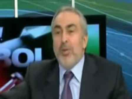 Adnan Aybaba, Canlı Yayında Etek Giydi / Video