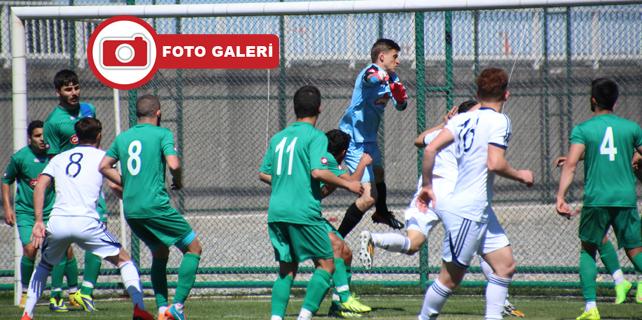 Çaykur Rizespor U21 üç puandan oldu