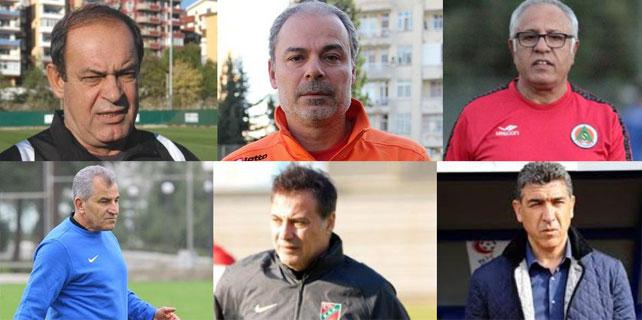Türkiye Futbol Liglerindeki Teknik Direktör Kıyımı 2: 1. Lig