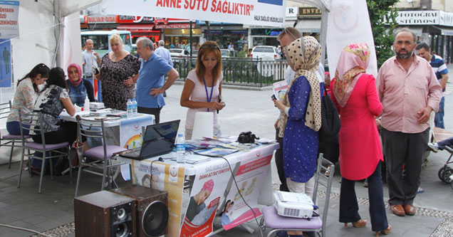 Rize'de Halk Sağlığına önem veriyorlar