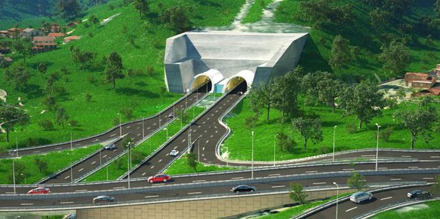 Salarha Tünelinin ihalesi yapılıyor
