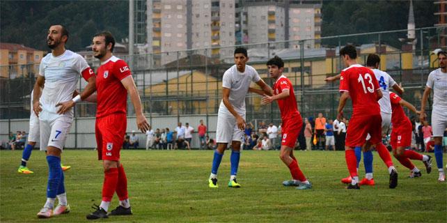 Çaykur Rizespor, Samsunspor ile berabere kaldı