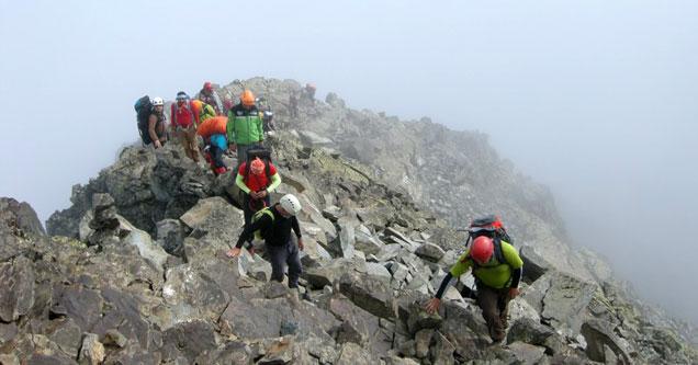 Kaçkar Dağı'na Zafer Tırmanışı