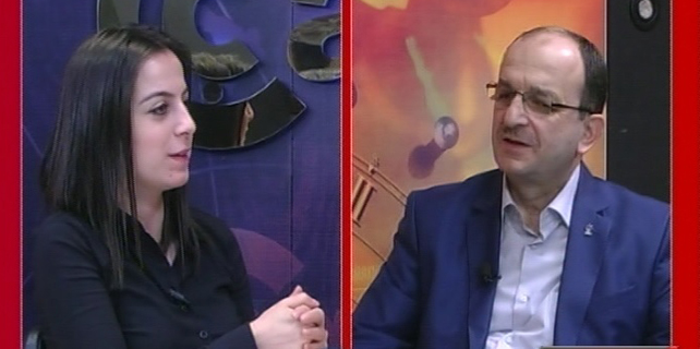 Ayar AK Parti'nin kongre sürecini anlattı