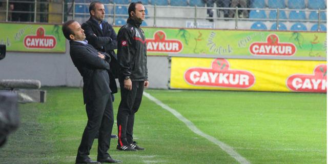 Özdilek, Fenerbahçe maçı öncesi sıkıntılı