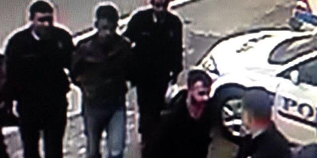 Rize'de sahte para kaçakçısı 4 kişi yakalandı