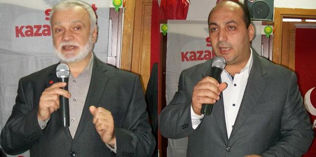 Derepazarı Saadet'te yeni Başkan Muzaffer Metin oldu