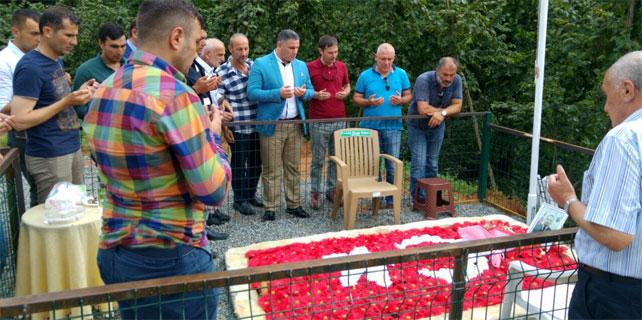 ASKF Rize'de anlamlı bayram ziyareti