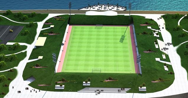 Rize amatörünün yeni stadı için sona yaklaşıldı