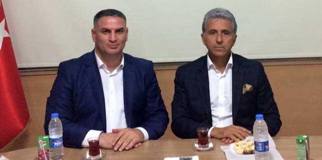 Doğu Karadeniz ASKF Başkanları Toplantısı Rize'de yapıldı
