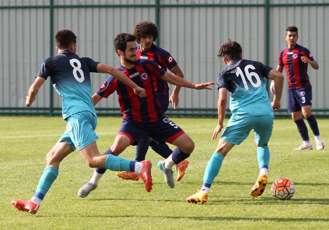 Çaykur Rizespor U21: 3 - Mersin İdmanyurdu U21: 0