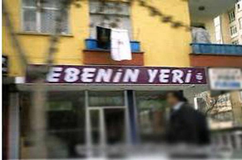Türkiye'deki ilginç dükkan isimleri / Foto Galeri