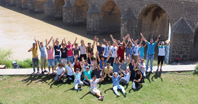 Gençlerin Şehirler ve Kültürler buluşması