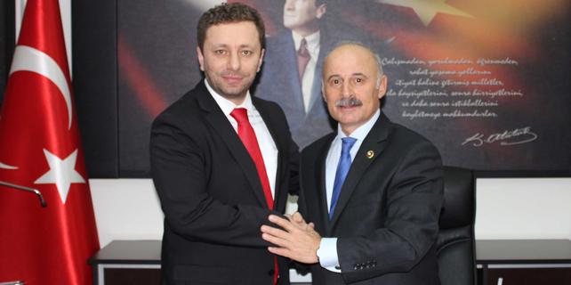 Kazancı, İl Genel Meclisi Başkanlığını devraldı