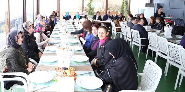 Rize'de dayanışma toplantısı