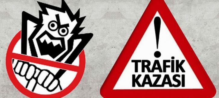 İyidere'de trafik kazası: 11 yaralı