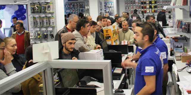 Bimex Bartın Mağazası hizmete açıldı