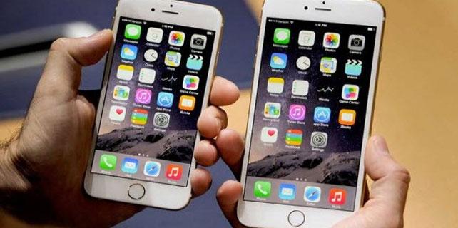 iOS 8.1 güncellemesi geliyor