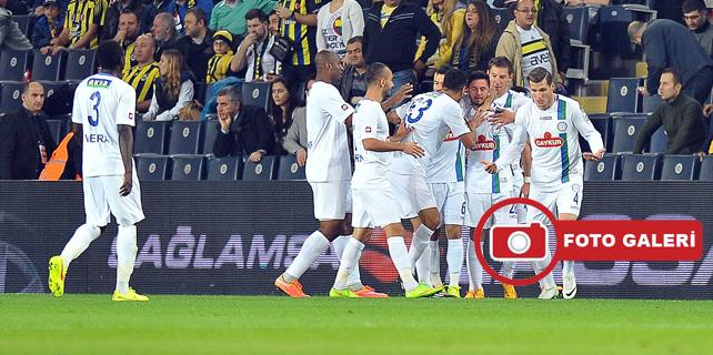 Fenerbahçe, Serkan'ı zar zor geçti