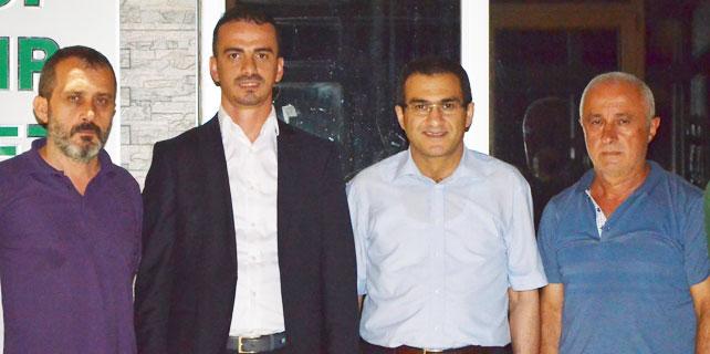 Çayelispor'da yeni başkan ve yönetim belirlendi