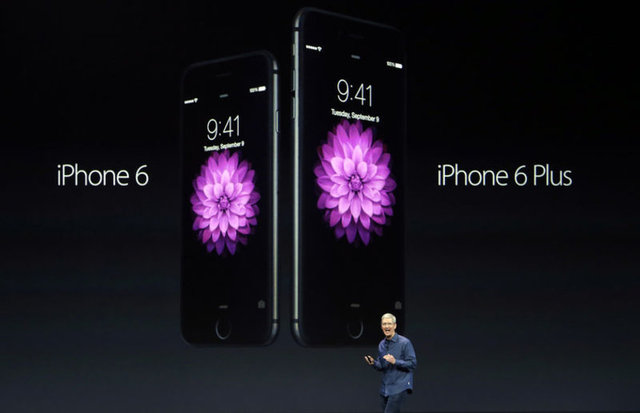 İşte iPhone 6