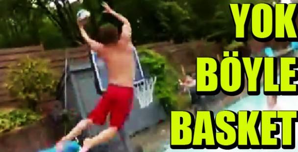 Yok böyle basket / Video
