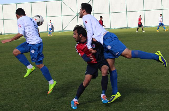 Çaykur Rizespor U21 - Mersin İdmanyurdu U21 maçı / Foto Galeri