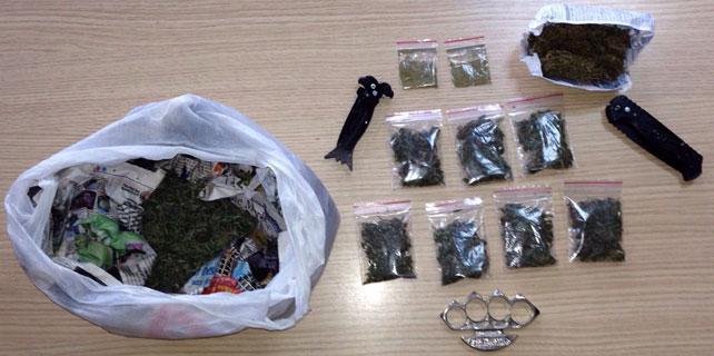 Rize'de Esrar ve Ecstasy satan 2 kişi tutuklandı