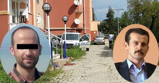 Rize'de polis, öğretmeni öldürdü