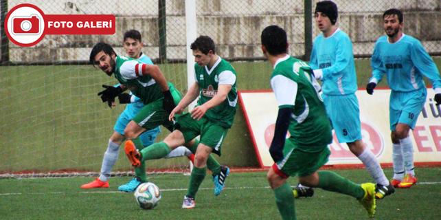 Rize Belediyespor ile Fındıklıspor maçına soğuk engeli