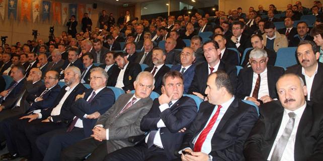 Ak Parti Yerel Yönetimler 5. Bölge Toplantısı yapıldı