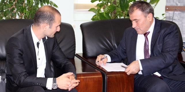 Rize'de gençler için protokol imzaladılar