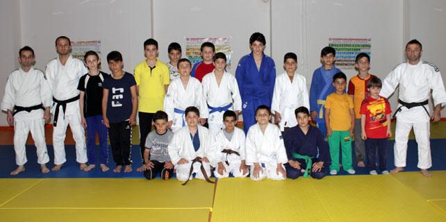 Çaykursporlu Judocular Türkiye Şampiyonasına hazırlanıyor