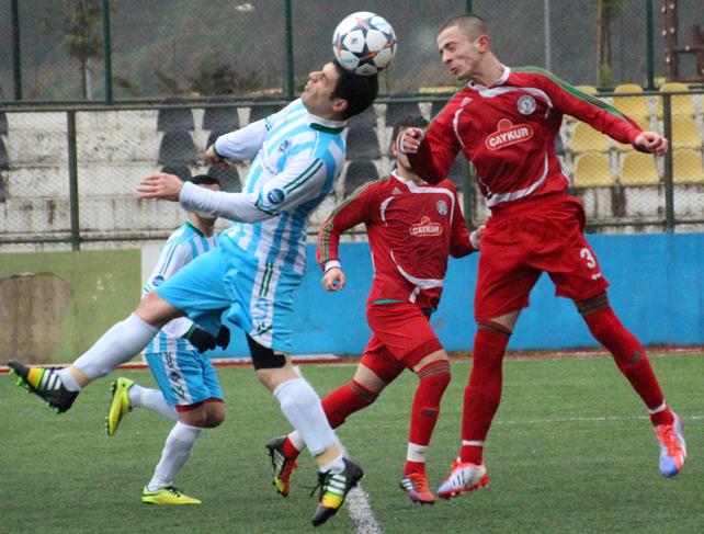 Çaykurspor - Kendirlispor maçı / Foto Galeri