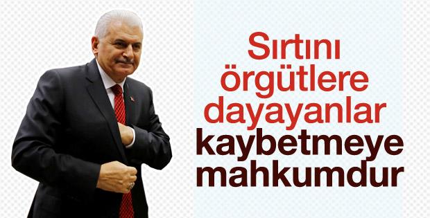 Başbakan Yıldırım İstanbul'da konuştu