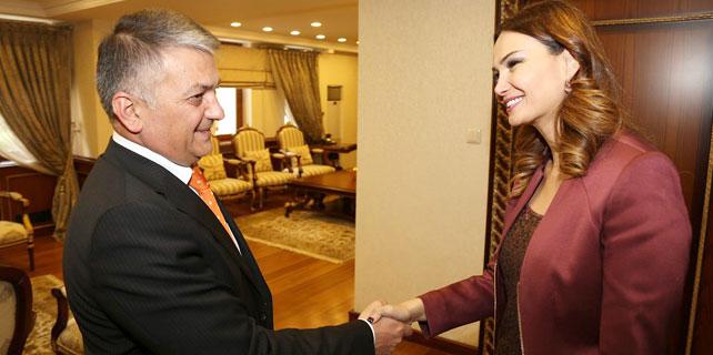Azerbaycan Milletvekili Rize'de