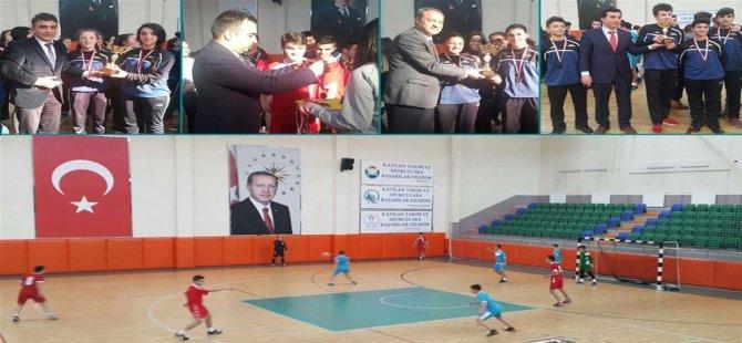 Futsal'da Şampiyonlar Belli Oldu