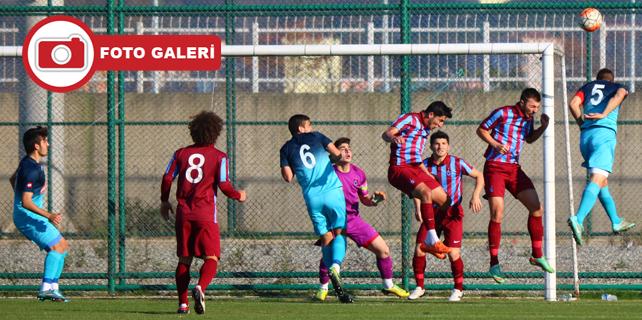 Çaykur Rizespor U21'i duran toplar yaktı
