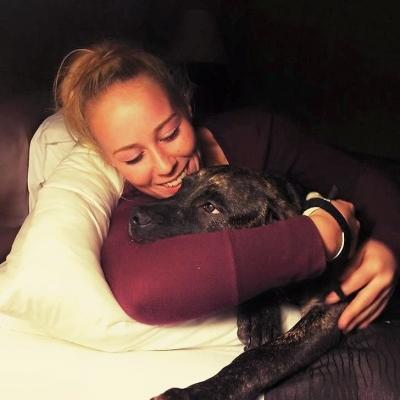 ABD'de genç kadın köpekleri tarafından parçalandı